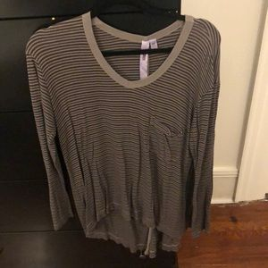 Long sleeve top Francesca's